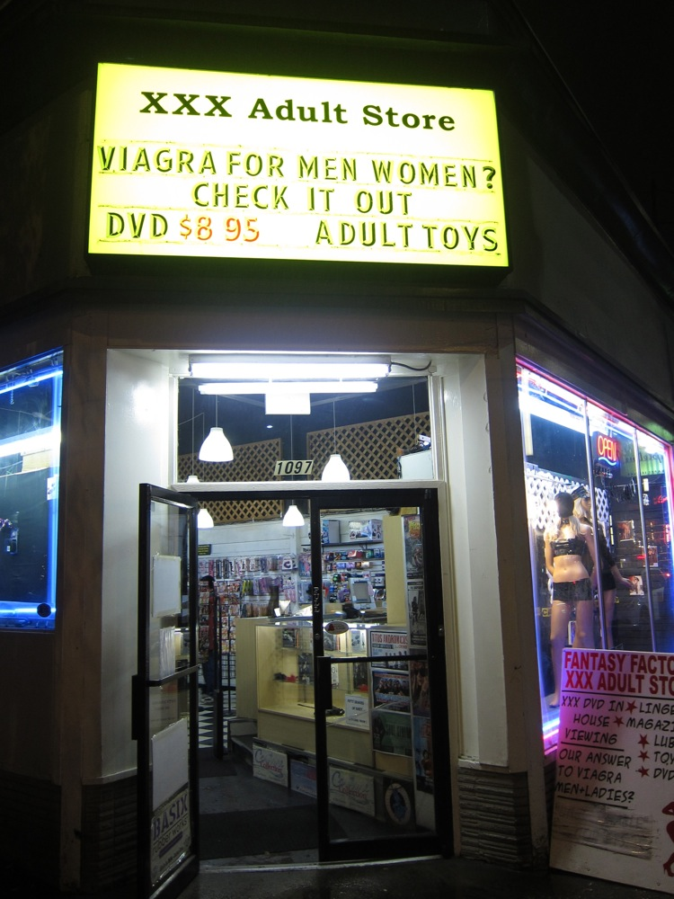 Adult video stores vancouver